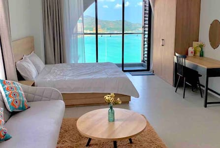 Apartment 2 Beds 5* Beach Front Sea View Nha Trang
