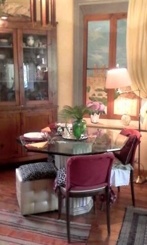 casa d'artista nel verde - Roma - Apartamento