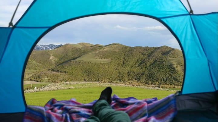 Mountain Ridge | Dry Campsite #2