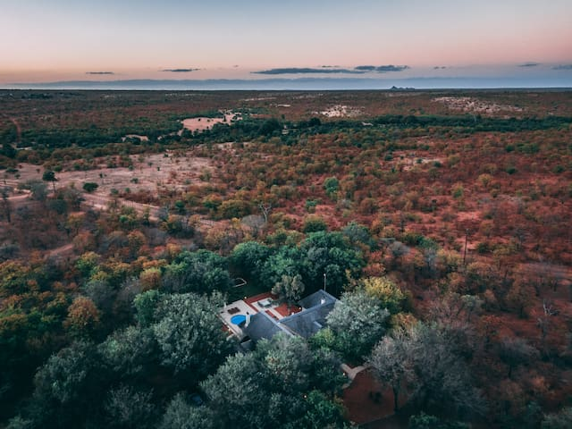 Kingly Bush Villa at Kruger National Park