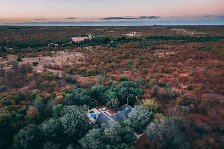 Kingly Bush Villa at Kruger National Park