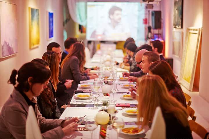 Estúdio de Arte e Design para Eventos e reuniões .