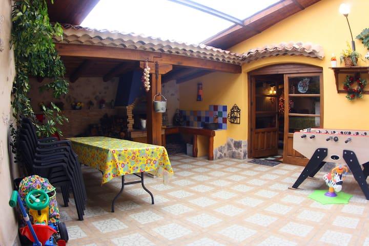 CASA RURAL EL SALIDERO (SEGOVIA) - Fuentidueña - Casa