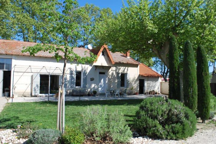 Maison individuelle sur 1000m² de terrain - Mollégès - Dom