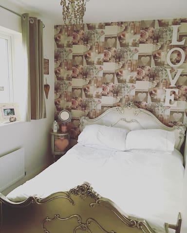 Double bedroom in Chelmer Village - Chelmsford - Hus