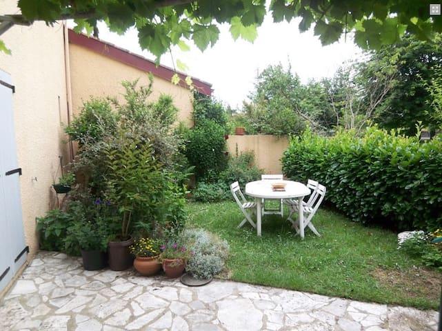 Jardinet intérieur