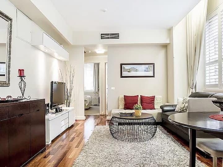 Inner City 2 Bedroom Apartment