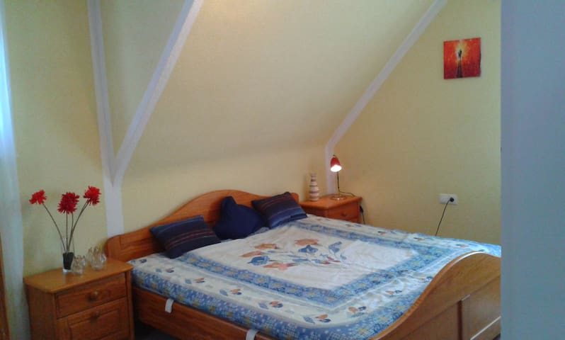 Privat room close to Stuttgart and Ludwigsburg