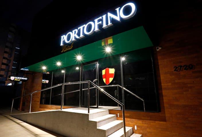 Portofino Suítes - Estadia curta e longa!