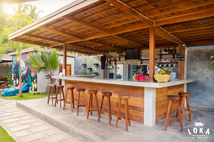 Loka Surf and Fitness Lodge 3