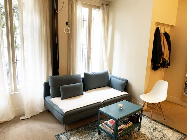 Charmant appartement à Paris /Lovely flat in Paris