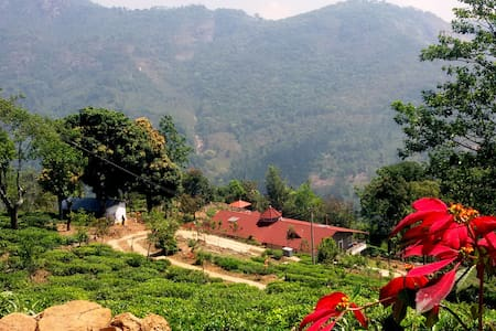 Kutir Vanh - A Mountain farmstay - Casa