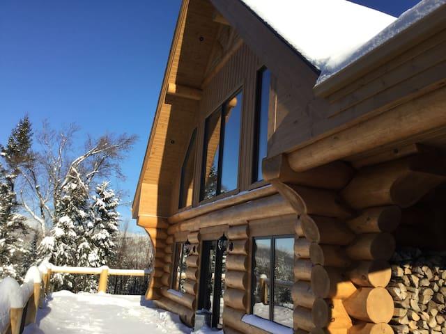 Les Oursons - Val-des-Lacs - House