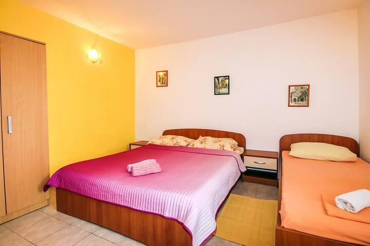 Studio flat Trpanj, Pelješac (AS-16004-a)