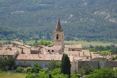 Maison de village en Provence - Saint-Étienne-les-Orgues