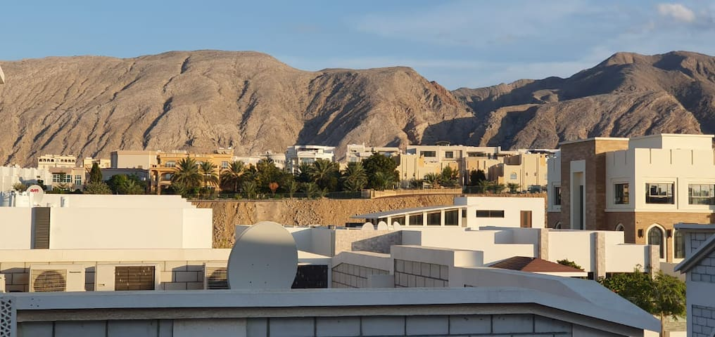 Spacious villa Rooms in the heart of Muscat!