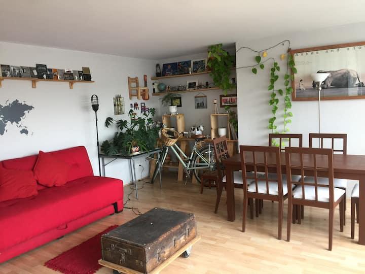 Amazing apartment in Condesa