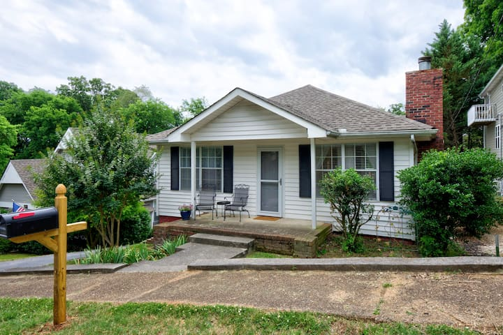 Gorgeous North Chatt 2 Bed 1 Bath Bungalow