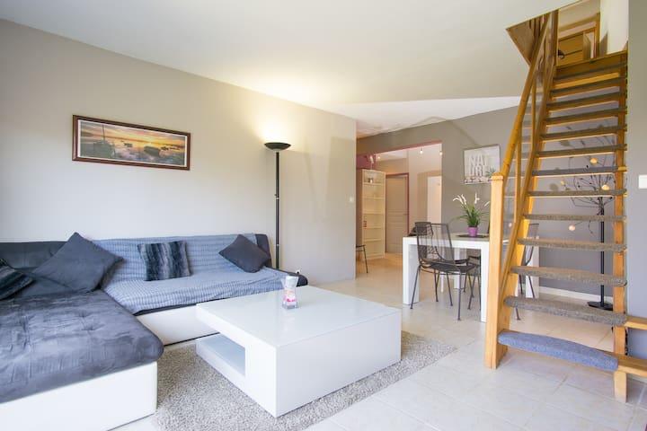 Appartement 3 Chambres - En Duplex
