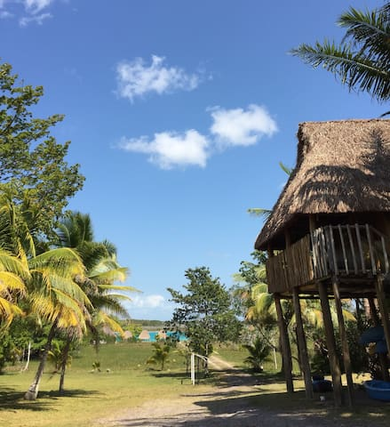 Cabaña 03 Panto-ha - Bacalar, Quintana Roo, MX - Mökki
