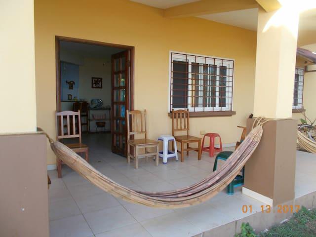 Beachfront Home- Playa El Estero - PA - Huis
