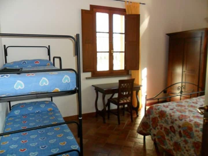 Apartment EDERA: up to 6 people