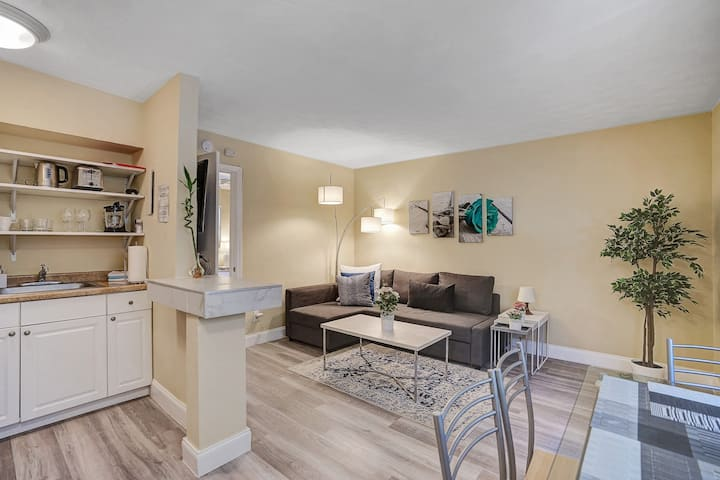 Sunscape Fort Lauderdale ☀︎ 1BR Minutes to Beach|8