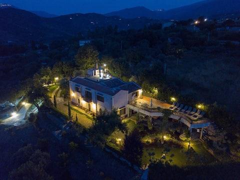 Villarose-Camera Verde