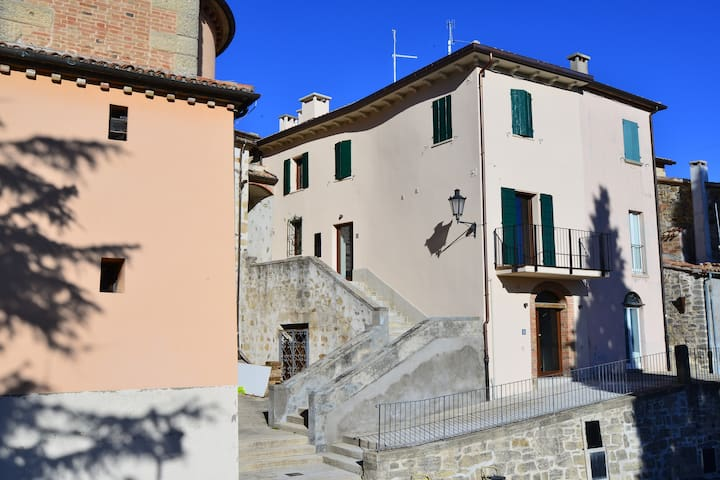 Casa in borgo medioevale a San Marino