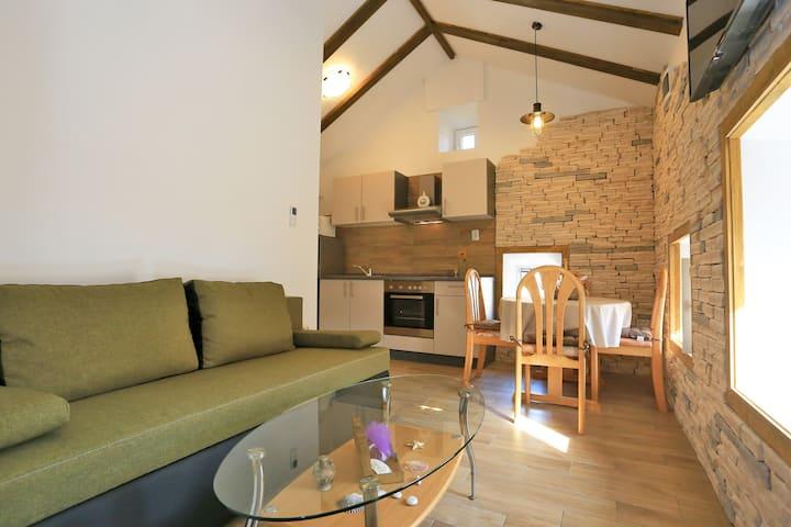Dalmatian stone house - Apartment Lucija