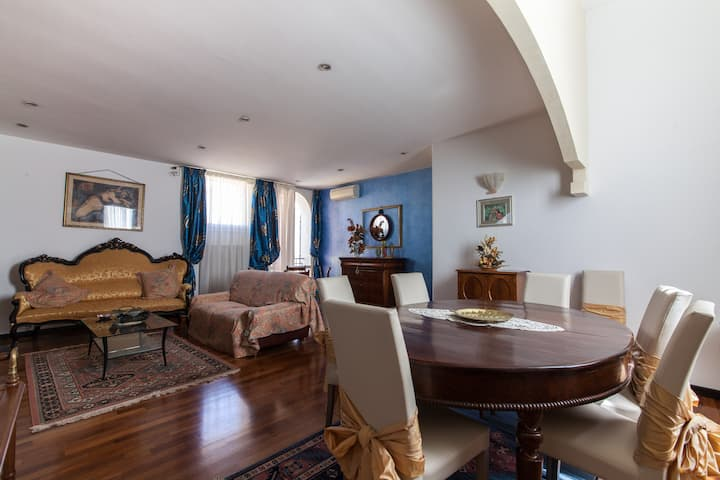 Charming house in the heart of Ravenna