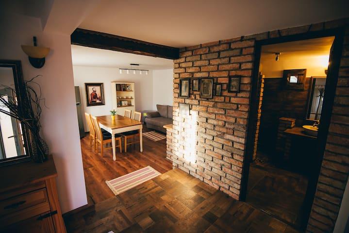 L'atelier - Studio apartman