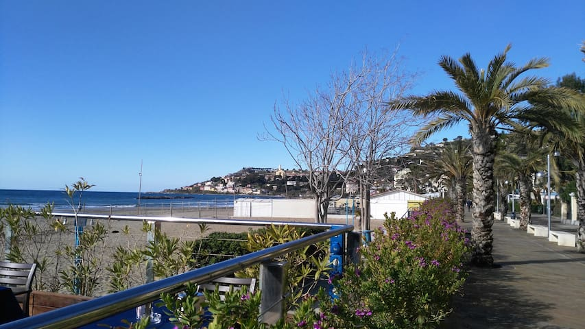 Casa Marina situato a 20 metri - Taggia - Pis