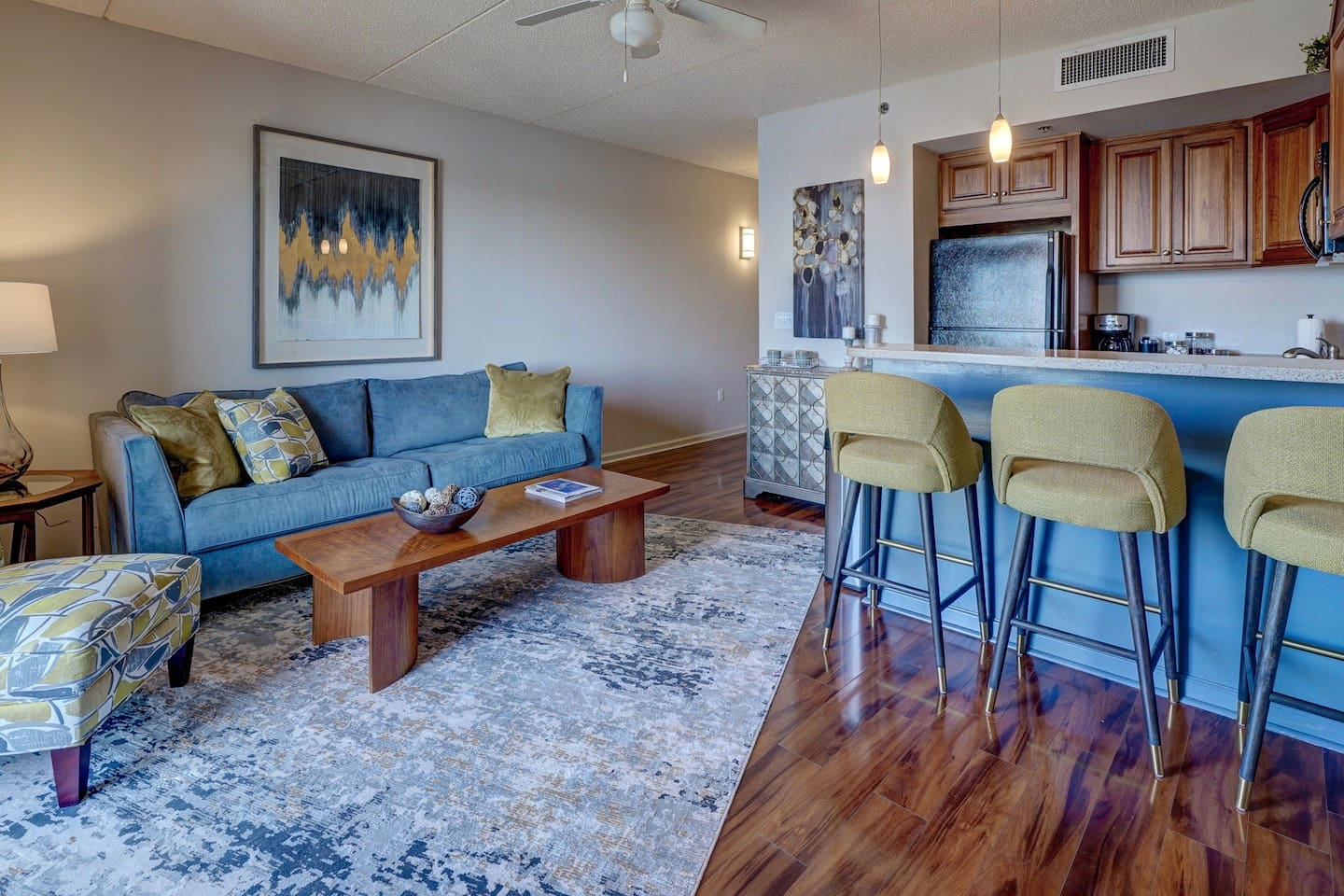 Luxury accommodations in the heart of Historic Downtown Wilmington!