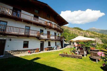 Casa rustica in Valle d aosta - Ayez - Квартира