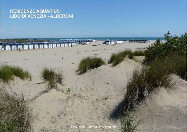 App. 19 Venice Golf Residence Alberoni