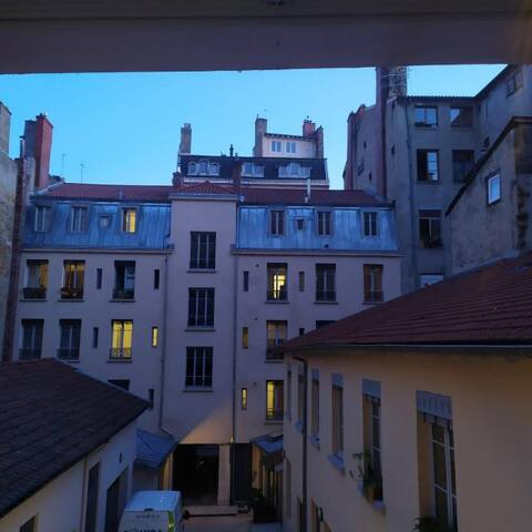 Cozy and quiet apartment in the heart of Lyon !