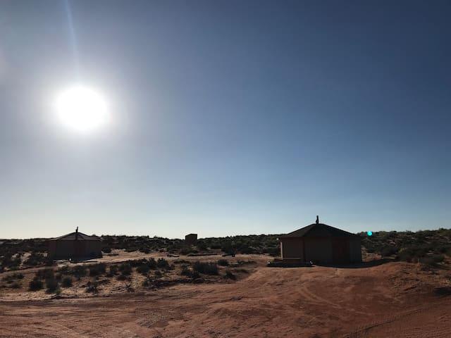 Antelope Canyon Navajo HOGAN #7