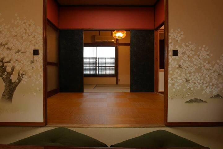 JPS House in Yokohama Minato-mirai Max16 Free bike - Nishi-ku, Yokohama-shi - Rumah