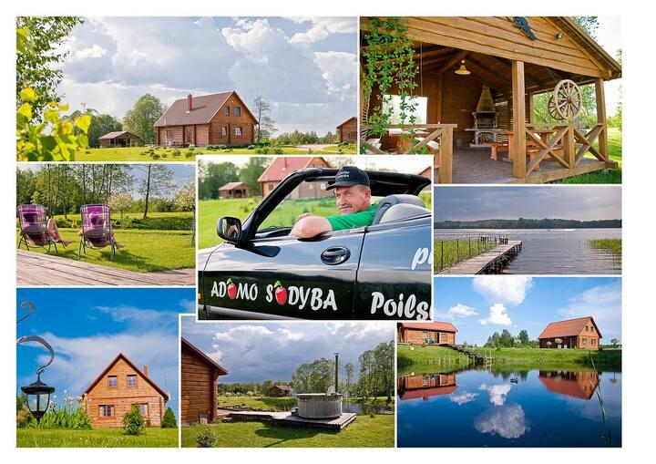 Adomo Sodyba  Holiday Cottage/Villa