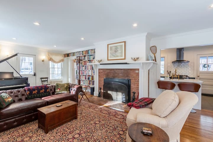 Beautifully Restored Home in Manchester Village