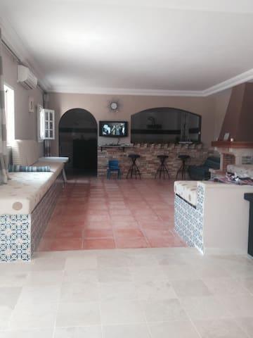 Villa-Bungalow de charme - Al-Mamurah - Bungalo