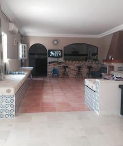 Villa-Bungalow de charme - Al-Mamurah