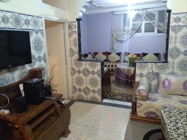 Maison au style marocaine