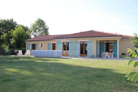 Pavillon à la campagne - Casa
