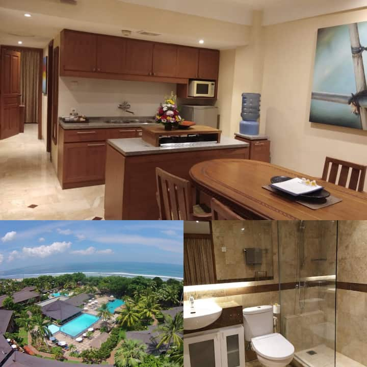 2bedroom2bathroom Jayakarta Bali serviced Apt6530