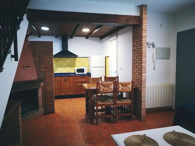 Casa Rural Los Hubios, Arroyo Frío, Sierra Cazorla