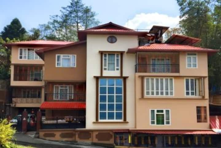 """Kashyap Kunj Sikkim - """"Homestay the Hotel Way"""""""