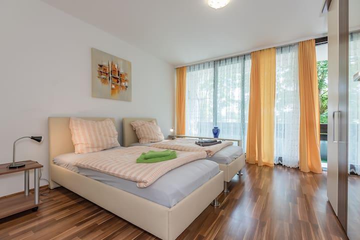 3 Z.Wohnung in Augsburg Hochzoll - Augsbourg - Appartement