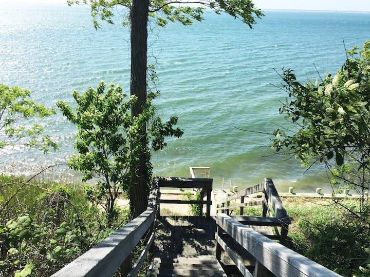 Sag Harbor Bay View Home